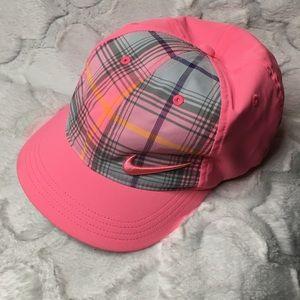 Nike Golf pink hat